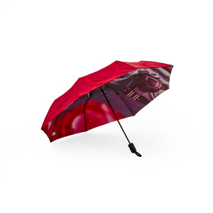 Create unique umbrellas with digital technology from 120 pcs. The price includes any photo motif on our popular umbrella model Key, with single layer panels. The umbrella can also be manufactured with double panels. Delivery time approx. 12-14 weeks after approving the sample. Minimum order quantity 120pcs. We offer different fabric choices if requested. If you want a quote or help with sketch suggestions - get in touch!