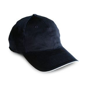 SALE! Flexible hat with a low profile, pre-curved peak, and closed back. This cap is bought in whole cartons of 50 pcs.