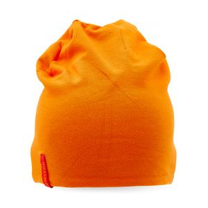 Vändbar mössa med svart utsida och invändigt tyg i färgstark nyans. Matchande etikett runt mösskanten.OBS! Vid fabriksbeställning är minsta orderkvantitet 300st. Välj på standardfärger nedan, på både in och utsida. Ett 1-färgstryck samt etikett runt kanten ingår i fabrikspriset.  Kontakta oss för leveranstid!