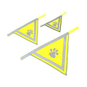 Hundreflex i haklappsmodell. Säkerhet för de mellanstora hundraserna.