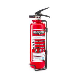 Pulverbrandsläckare som är ämnad för bil, båt, husvagn och komplement till 6kg brandsläckare i hus, fritidsbostad, lägenhet och kontor. Den uppfyller brandklass ABChar en effektivitetsklass 8A 34B C.Certifiering: SS-EN3, CE, Wheel-mark, DNV.
