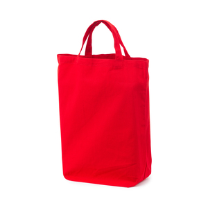 Cotton bag, large carrying capacity with wide gussets. A very popular and versitile cloth bag.