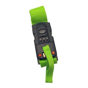 Bagageband med kombinationslås och inbyggd våg som kan väga upp till 40 kg. Idealisk reklamplats med repeterande logor runt bandet, då väskan cirkulerar på bagagebandet.Vid fabriksorder levereras bandet efter önskad PMS färg och ett repeterande 1-färgstryck ingår. Det går även att färga in handtagsstrapen i en avvikande färg mot en tilläggskostnad.Manual och batteri ingår. Leveranstid ca 3-4 veckor efter godkänt korrektur. Minsta beställningsantal 50st