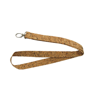 A lanyard that stands out and that feels well adapted as well thought out to the right customer group. We are thinking directly of the large forest companies, you might be thinking of the flooring company? Repeated 1-color print included, as well as carabiner and safety bracket. Minimum order quantity: 500 pcs.
